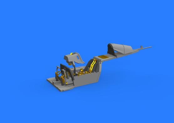 Fw 190A-8 cockpit 1/32  - 3