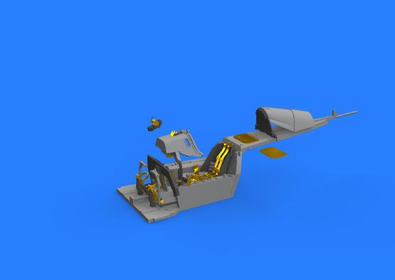 Fw 190A-8/R11 cockpit 1/32  - 3