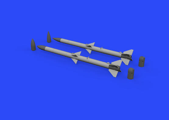 AIM-120A/B AMRAAM 1/32  - 3