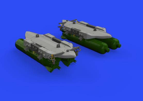 BRU-57A rack 1/32  - 3