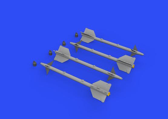 AIM-9M/L Sidewinder 1/32  - 3