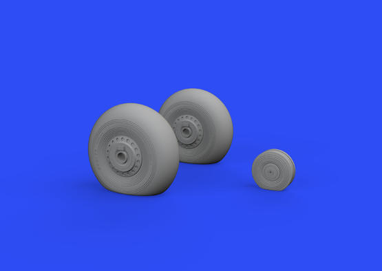 Lancaster wheels 1/32  - 3