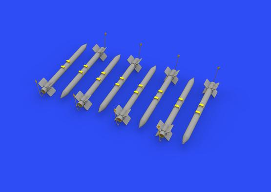 HVAR rockets 1/32  - 3