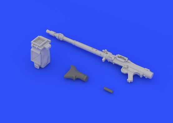MG 34 機関銃 1/35  - 3