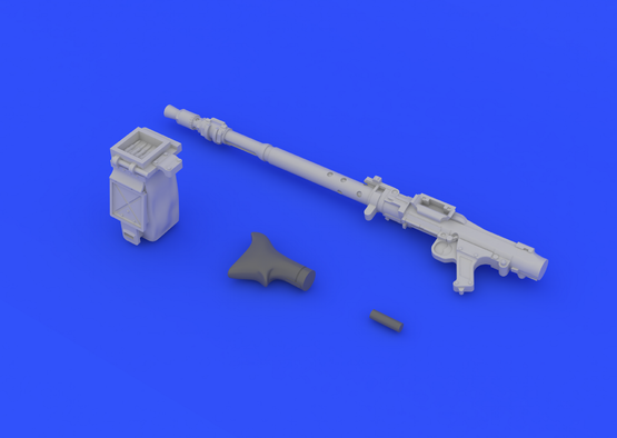 MG 34 пулемет 1/35  - 3