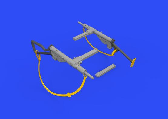 STEN Mk.II submachine gun 1/35  - 3