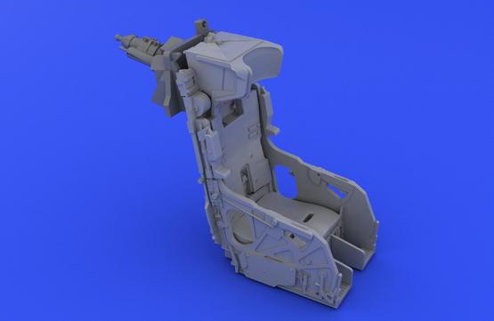 Su-7 seat 1/48  - 3