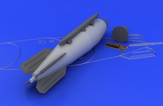IAB-500 imitation atomic bomb 1/48  - 3