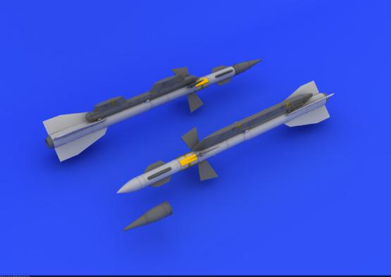 R-27ER / AA-10 アラモC 1/48  - 3