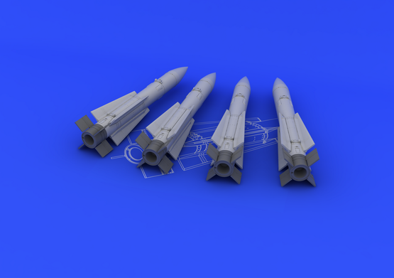 AIM-54A Phoenix 1/48  - 3