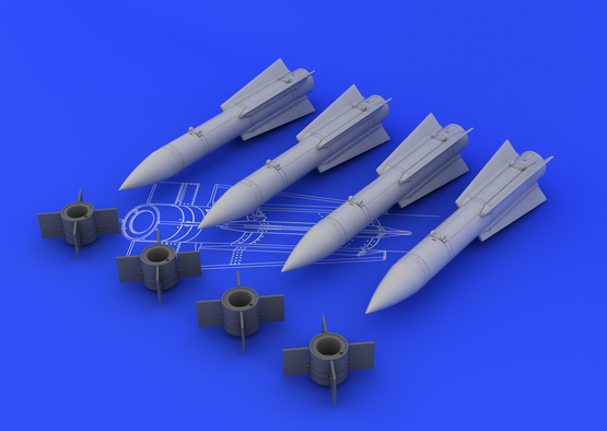 AIM-54C Phoenix 1/48  - 3