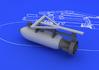 Spitfire 500lb bomb set 1/48 - 3/5