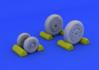 F-4B/N wheels 1/48 - 3/5