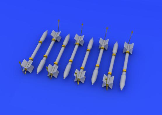 FFAR rockets 1/48  - 3