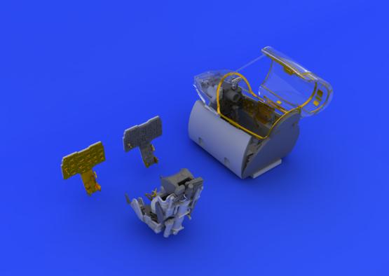 МиГ-21R интерьер 1/48  - 3