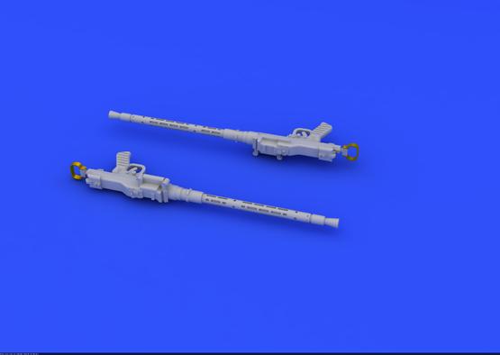 MG 81 gun 1/48  - 3