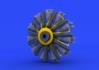SSW D.III motor 1/48 - 3/6