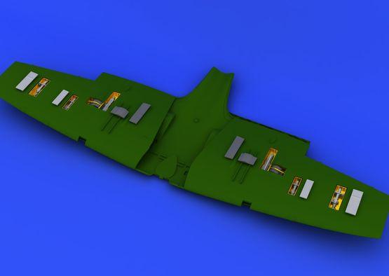 Spitfire Mk.Vb gun bays  1/48 1/48  - 3
