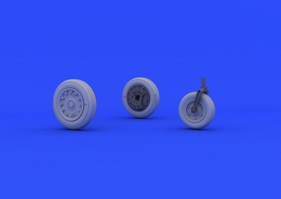 A-4E/F wheels 1/48  - 3