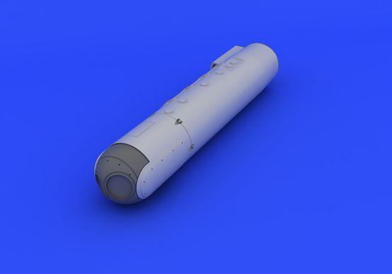 AN/AAQ-28(V) Litening pod 1/48  - 3