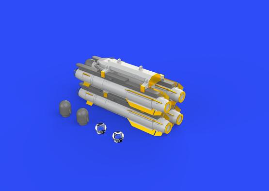 AGM-114 Hellfire 1/48  - 3