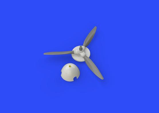 Bf 109F propeller LATE 1/48  - 3