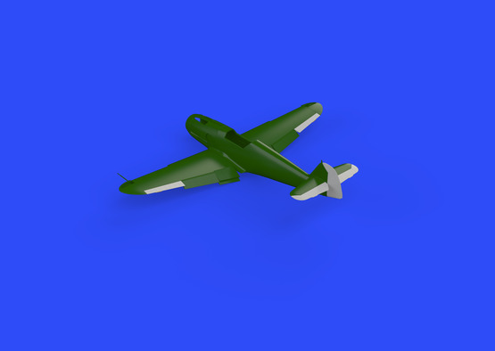 Bf 109F control surfaces 1/48  - 3