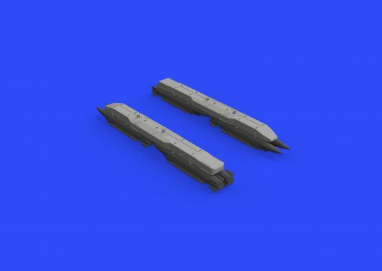 GBU-39 с BRU-61 1/48  - 3
