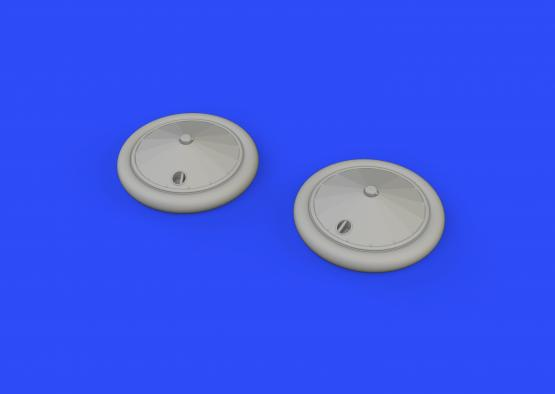 SE.5a wheels 1/48  - 3
