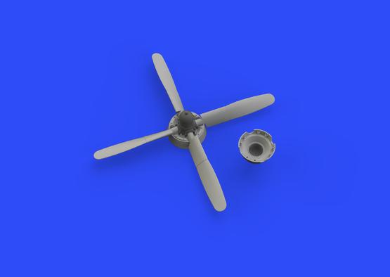 P-51D Hamilton Standard propeller 1/48  - 3