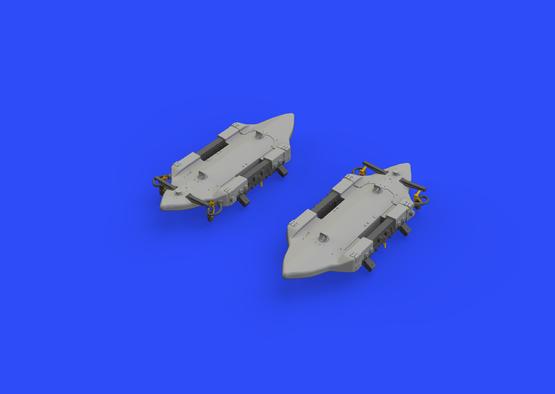BRU-57A rack 1/48  - 3