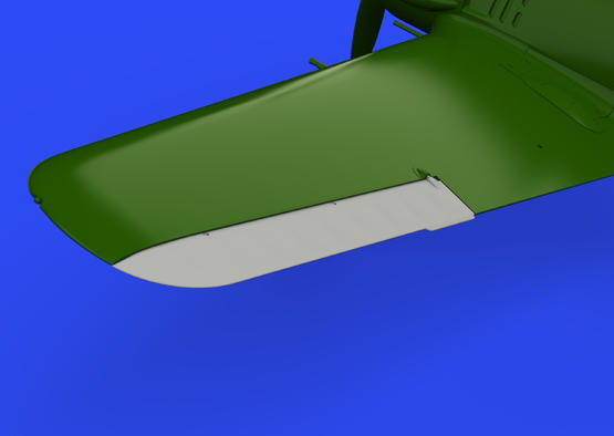 Fw 190A control surfaces early 1/48  - 3