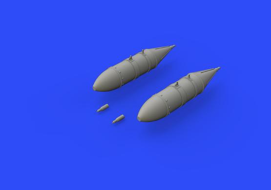 FAB 250 Soviet WWII bombs 1/48  - 3