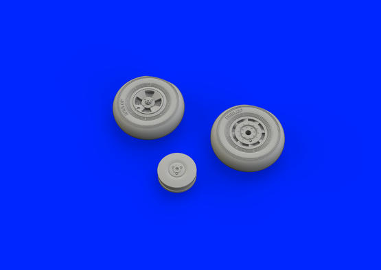 Tempest Mk.V wheels late 1/48  - 3