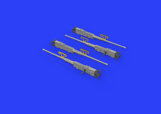 M2 Brownings w/handles 1/48  - 3