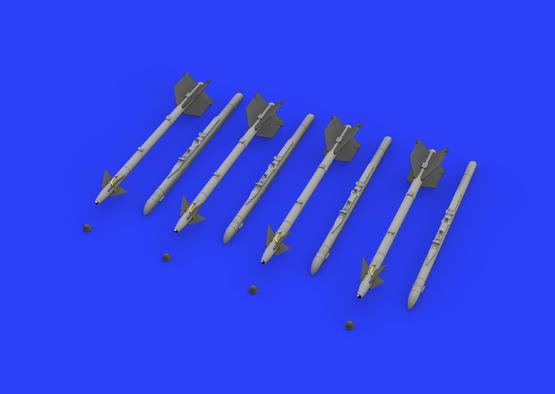 R-13M missiles 1/48  - 3