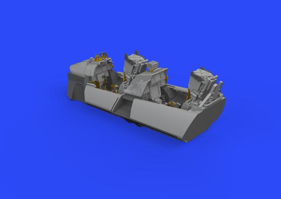 F-14D кабина 1/48  - 3