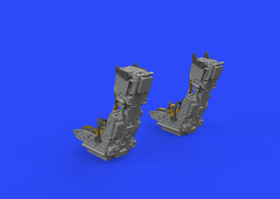 F-14D ejection seats 1/48  - 3