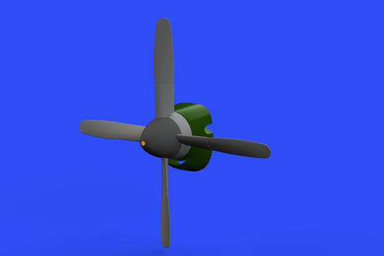 P-51D винт Hamilton Standard 1/48  - 3