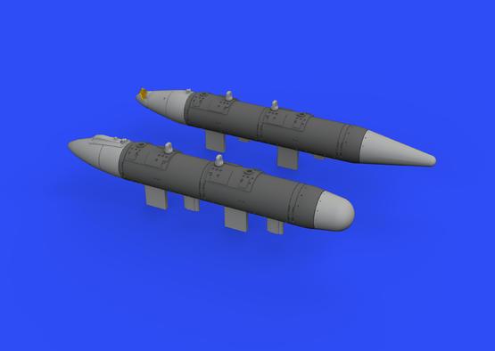 AN/ALQ-71(V)-2 ECM pod 1/48  - 3