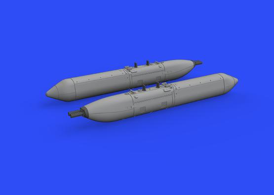 UPK-23-250 gun pods 1/48  - 3