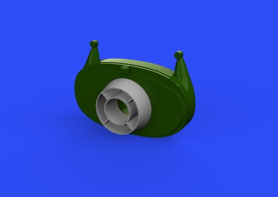 Tempest Mk.V intake ring 1/48  - 3