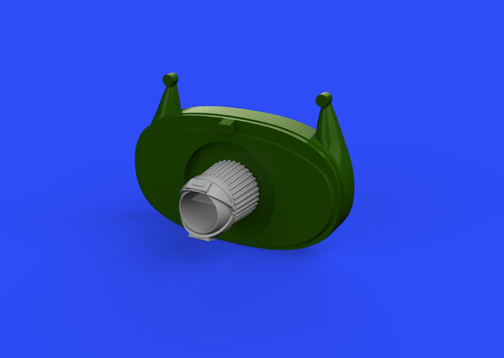 Tempest Mk.V dust filter w/ eyelid 1/48  - 3