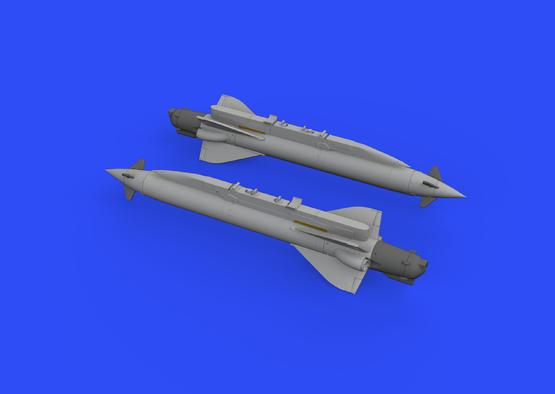 Kh-23M missiles 1/48  - 3
