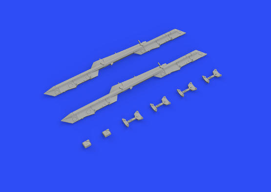 MBD-3-UT-1 multiple rack 1/48  - 3