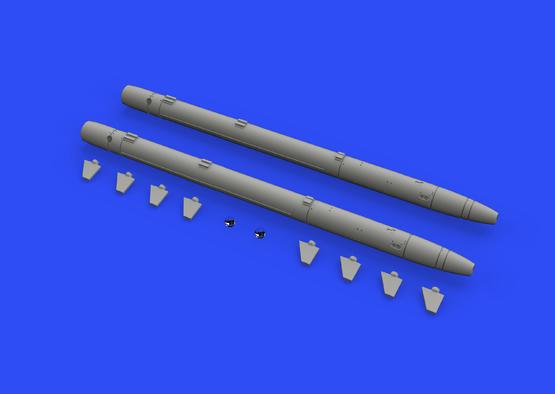 AIM-132 ASRAAM 1/48  - 2