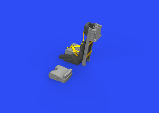 F-104 C2 ejection seat 1/48  - 3