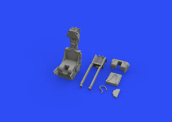 F-104 MB.7 ejection seat 1/48  - 3