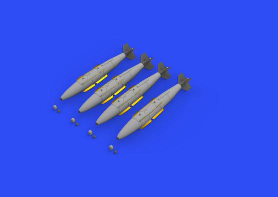 GBU-31(V)1/B JDAM 1/48  - 3
