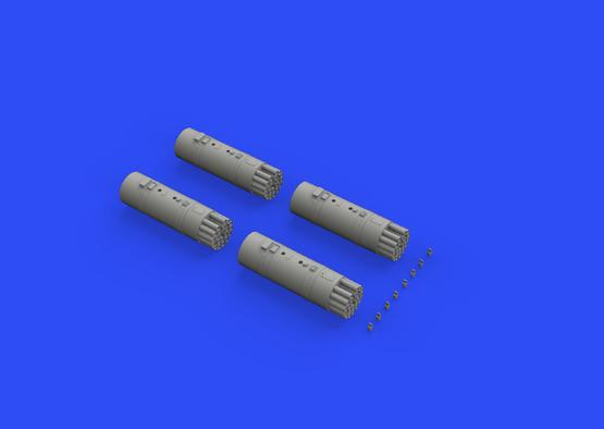 B8V20 rocket launcher 1/48  - 3
